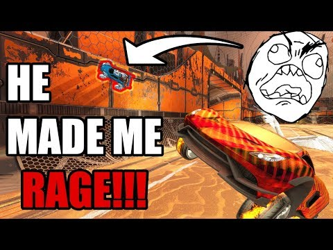 I HATE THIS GAME!! | Rocket League