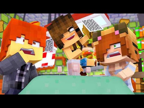 Minecraft Daycare - RUINED DATE !? (Minecraft Roleplay)