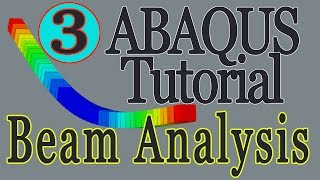 Abaqus - Modeling of RC beam reinforced with FRP material