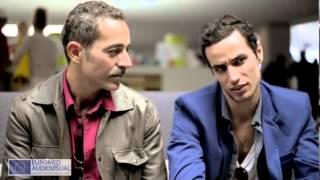 Adam Bakri And Waleed Zuaiter, Actors In Palestinian Feature Omar