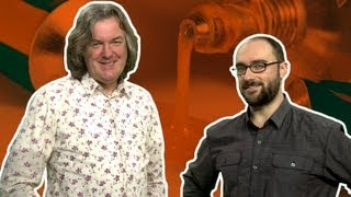 How Does Glue Work? (feat. VSauce) | James May