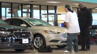WANKSTA GOES CAR SHOPPING WITH $500,000 DOLLARS!