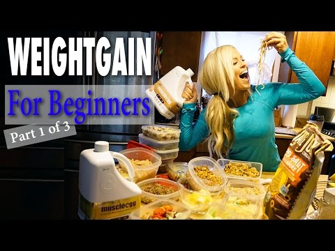 Weight Gain For Beginners