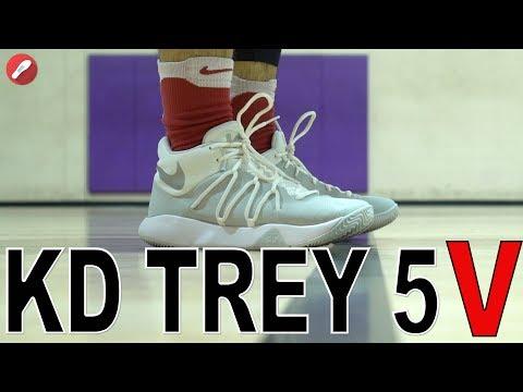 Nike Kd Trey 5 V Performance Review!
