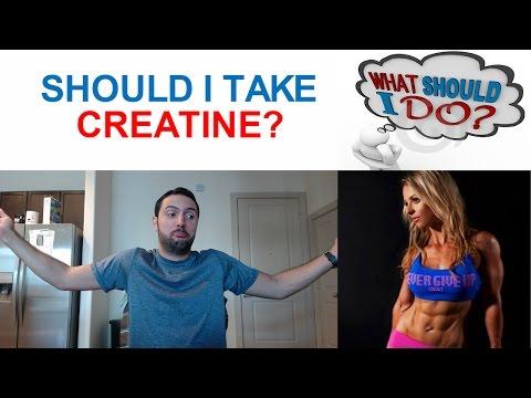 Should I Take Creatine?