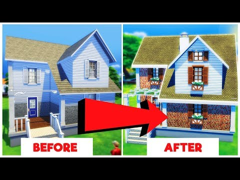 RENOVATING SUBSCRIBER'S HOMES With My Sister!  [ The Sims 4 ]