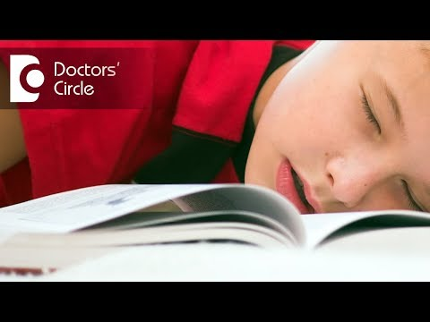 Causes of snoring in young children and it's treatment - Dr. Sriram Nathan
