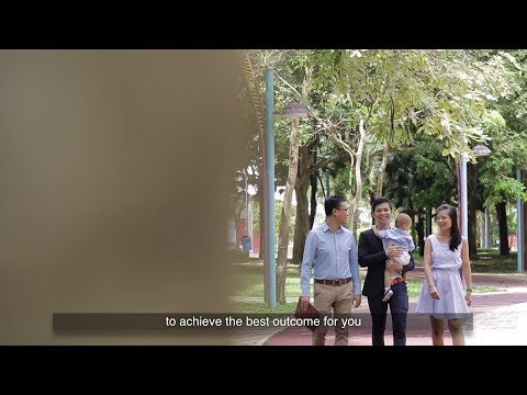 Singapore Property Agent Profile Video - Harvey