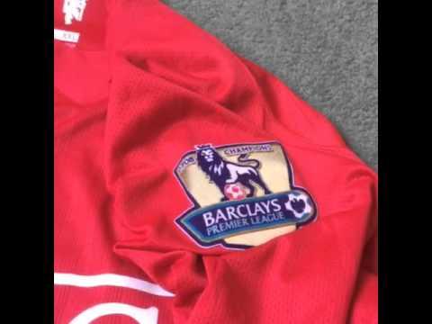 Elmont Youth Soccer Manchester United Home Kit Ronaldo 7