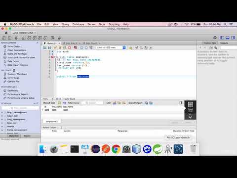 Spring Data Rest  Part 4 - Create the Employee Entity