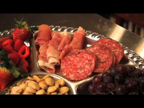 Healthy, Easy, Meat & Cheese Party Tray Ideas : Diverse Dishes