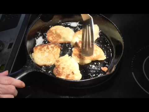 Fried Cornbread