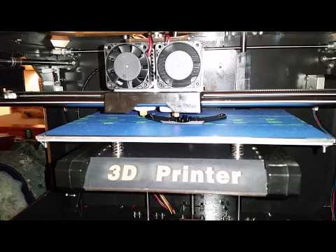 CTC 3D Printer Brief Review and Test Prints