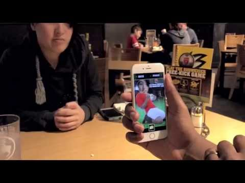 Blippar Brings Interactive Soccer to Buffalo Wild Wings with Budweiser