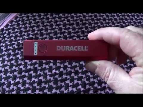 Duracell Power bank: Update