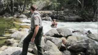 Beautiful but Deadly:  Water in Yosemite