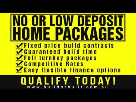 No Deposit House and Land Packages Gold Coast