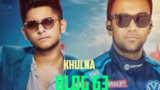 Khulna Blog 63!  Tawhid Afridi,  Rakib Hossain,  Mehedi Hasan,  Shimanto,