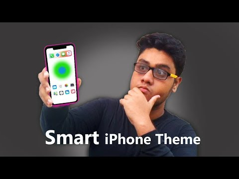 How To Change Apple iPhone Theme,Icon 2017