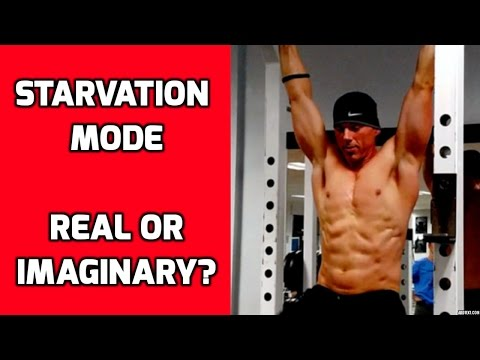 Starvation Mode - Real or Imaginary?