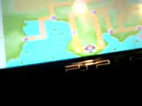 Pokemon Gold remake on PSP! Check my livestream on TanukichiTV.Com
