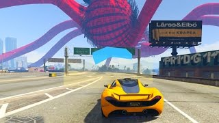 Download DRIVING IN A GIANT ANT! - GTA 5 Funny Moments #620 Video