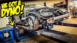 WE GOT A DIRT CHEAP USED DYNO! (We Just Have To Install It Ourselves...)
