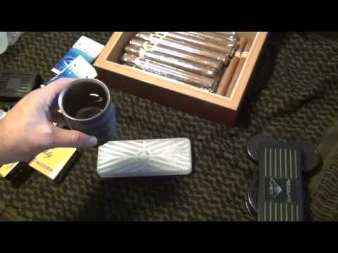 Cigar Humidor Humidity Control Introduction