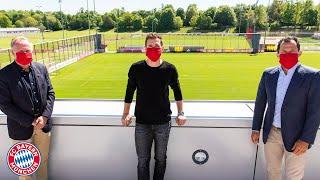 Miroslav Klose joins FC Bayern's coaching team