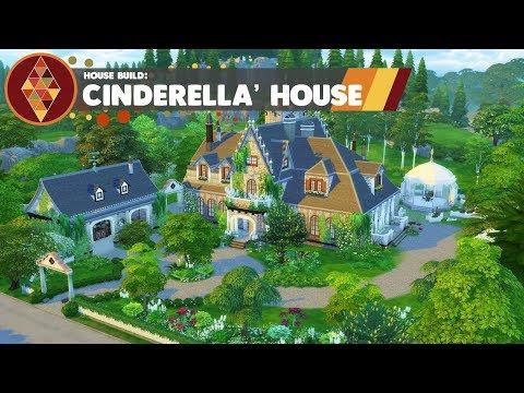The Sims 4 - House Build - Cinderella' House | HD