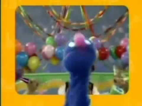 Sesame Street - Grover Moves and Grooves to A Cat Had a Birthday