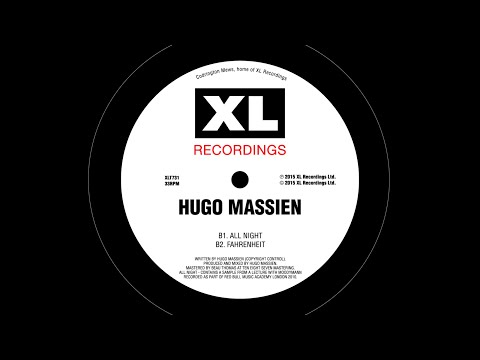 Hugo Massien - All Night