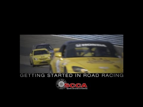 Getting Started In Road Racing with the SCCA