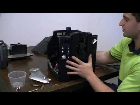 How to fix a JURA coffee machine