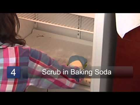 How to Clean a Moldy Refrigerator