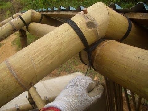 Costa Rica Bamboo Building Intensive