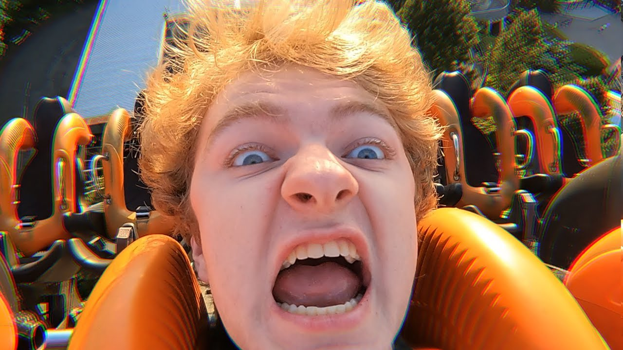 Riding The Craziest Roller Coaster In England