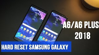 Samsung Galaxy A6 2018 Frp Lock Remove