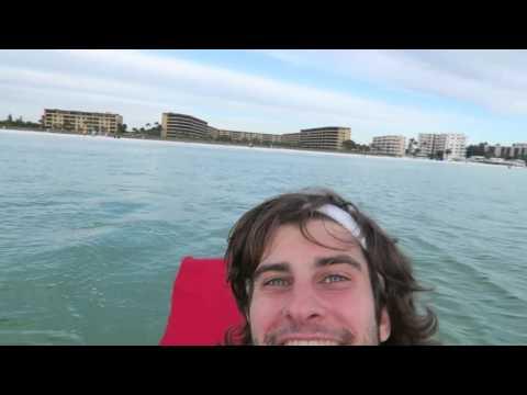KAYAKING IN SIESTA KEY - Inflatable Kayak Review