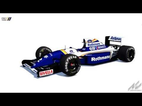 Assetto Corsa - Ocrulus Rift CV1 - Test Drive - F1 Williams