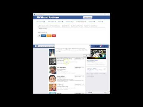 How to Use Facebook Graph Search To Find Leads for Your Business - FB Virtual Assistant
