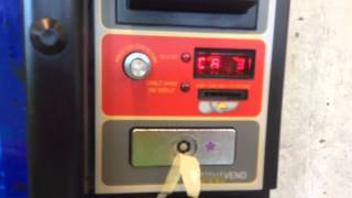 How to Hack into a Drink Machine