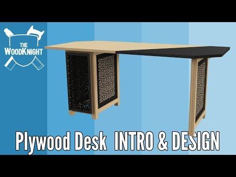 Plywood Desk 00. Intro