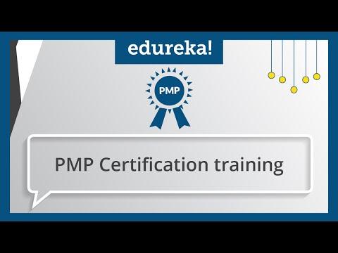 PMP Certification -1 | Project Management Certification -1 | PMP Certification Training | Edureka