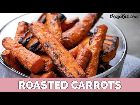 How to Make Roasted Carrots - Cheap Eats