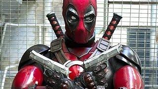 Top 10 Badass Deadpool Scenes