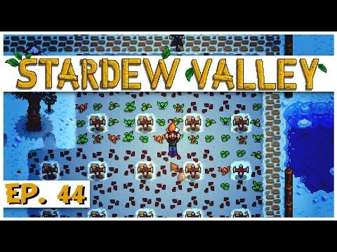 Stardew Valley - Ep. 44 - Winter Seeds! - Let's Play Stardew Valley Gameplay