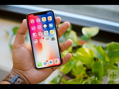 How to Reset Network Settings in iPhone X (iOS 11)
