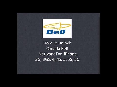 Unlock Bell iPhone 4S - Unlock Canada Bell - IPhone 5 Canada Unlock