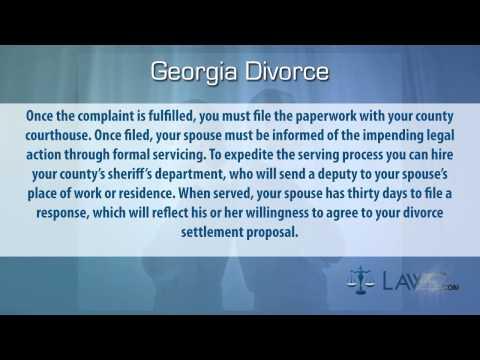 Georgia Divorce